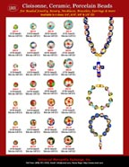 Cloisonne Beads and  Cloisonn� Bead Supply: With Splendid Cloisonne Designs and Enamel Cloisonne Arts.