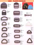 Plastic Buckle Series 2: D-Rings,