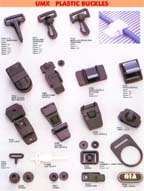 Plastic Buckle Series 3: Snap Hooks,