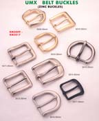 die-casted zinc belt buckles model 5009