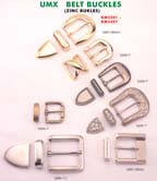 die-casted zinc belt buckles model 5201
