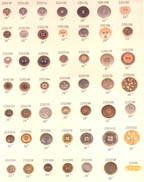 traditional fashion button series 1-2