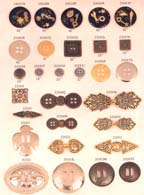 traditional fashion button series 1-3