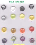 fashion button series bp803m: Polyester Buttons, State-Of-The-Art Fashion Buttons, Clothing Buttons Series 1