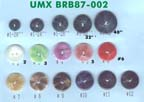 polyester button series brb87-002