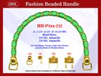 Fashion Designer Wedding Handbag Handle HH-p4xx-208 For Wedding Handbag