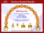 Fashion Designer Wedding Handbag Handle HH-P4xx-258 For Wedding Handbag