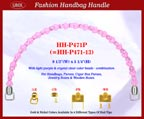 Beaded handbag handle hh-p471p