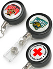 RT-23S High Quality Retractable Custom Name Tag Holder