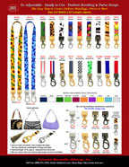 Ez-Adjustable Purse Straps and Handbag Straps: Printed Hand Bag Strap Supplies.